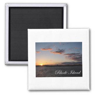 Sunset in Rhode Island Magnet