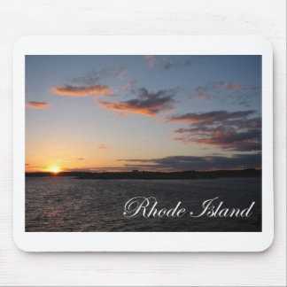 Sunset in Rhode Island Mouse Pad