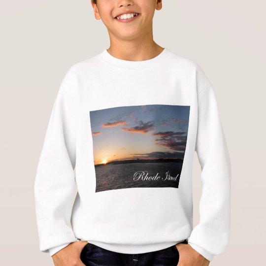 Sunset in Rhode Island Sweatshirt
