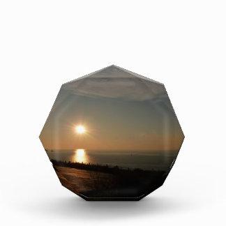 Sunset in San Francisco Acrylic Award