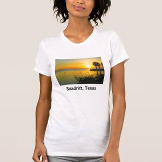 Sunset in Seadrift T-Shirt