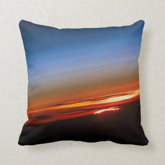 Sunset in Space Pillow