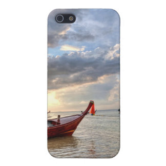 Sunset in Thailand. Andaman sea. iPhone 5 Covers
