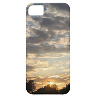 Sunset in The Clouds iPhone SE/5/5s Case