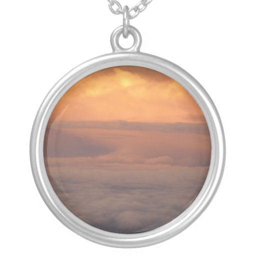 Sunset In The Clouds Pendants