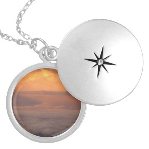 Sunset In The Clouds Custom Jewelry