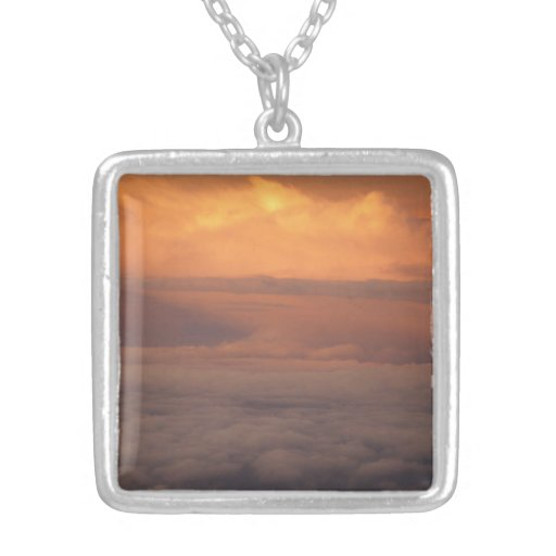 Sunset In The Clouds Necklaces