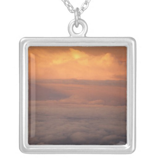 Sunset In The Clouds Jewelry