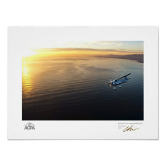 Sunset in the Howard DGA-21 Gallery Posters