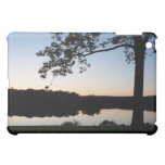 Sunset in the Park iPad Case