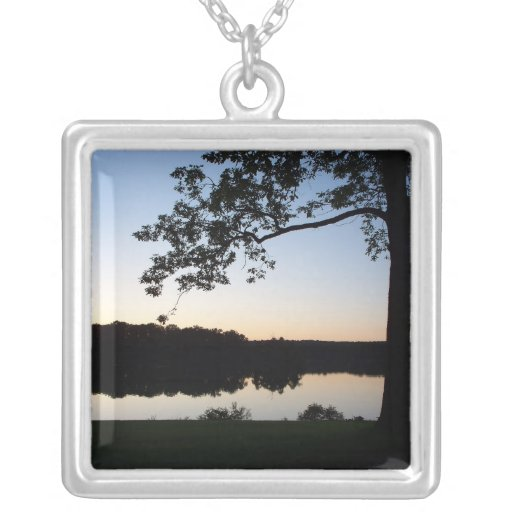 Sunset in the Park Necklace