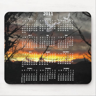 Sunset in the Rockies Mousepad