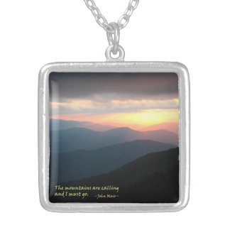 Sunset in the Smokies: Mtns are calling / Muir Jewelry