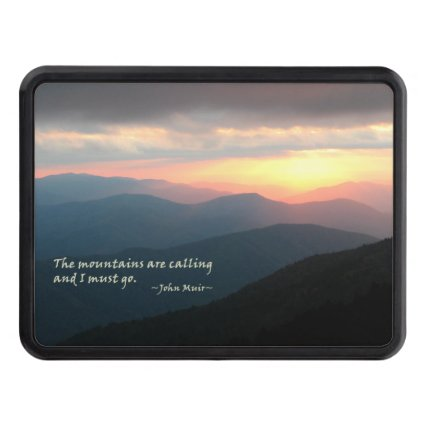 Sunset in the Smokies: Mtns are calling / Muir Hitch Covers