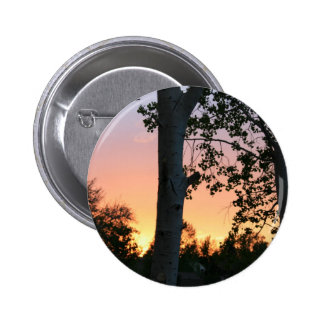 Sunset in the Trees Button