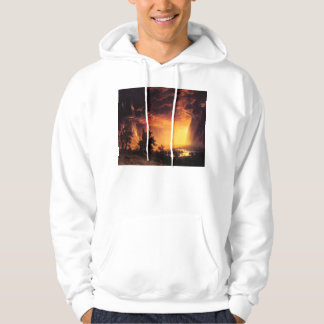 Sunset in the Yosemite Valley Hoodie