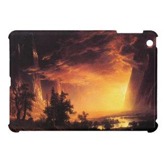 Sunset in the Yosemite Valley iPad Mini Case