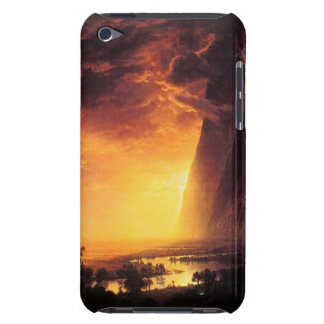 Sunset in the Yosemite Valley iPod Touch Case