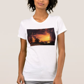 Sunset in the Yosemite Valley T-shirt