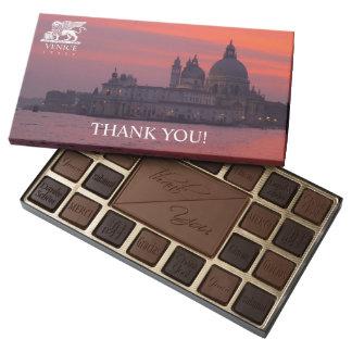 Sunset in Venice 45 Piece Box Of Chocolates