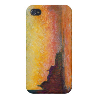Sunset in Venice, Claude Monet iPhone 4/4S Cover