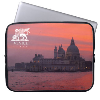 Sunset in Venice Computer Sleeve