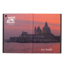 Sunset in Venice iPad Air Cover