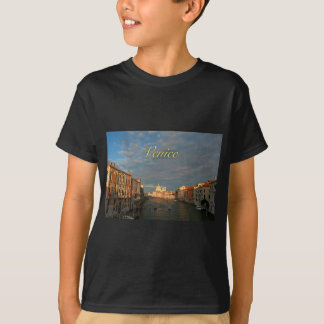 Sunset in Venice Italy T-Shirt