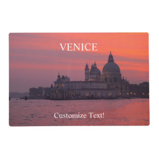 Sunset in Venice Placemat