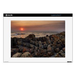 """Sunset in Viana do Castelo 15"""" Laptop Skins"""