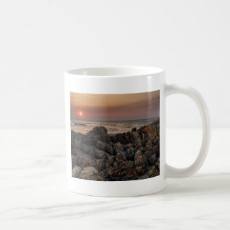 Sunset in Viana do Castelo Coffee Mug