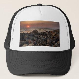 Sunset in Viana do Castelo Trucker Hat