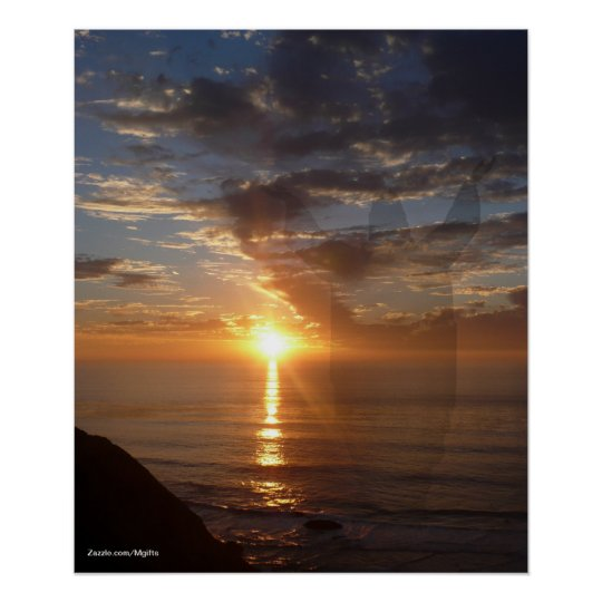 Sunset Inspiration Poster