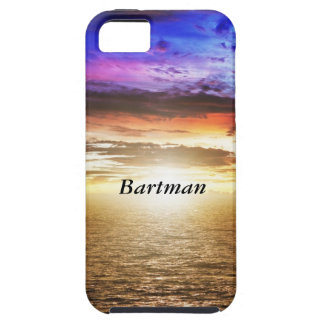 Sunset iphone5 iPhone SE/5/5s case