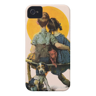 Sunset iPhone 4 Case-Mate Case