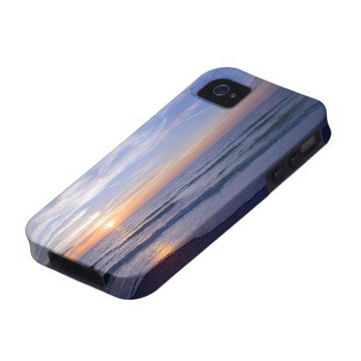 Sunset iPhone 4 Tough Case