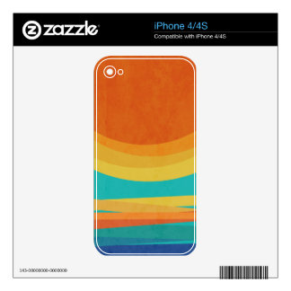 Sunset iPhone 4S Decals