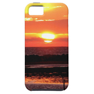 Sunset iPhone 5 case