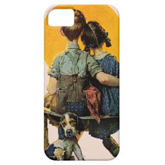 Sunset iPhone SE/5/5s Case