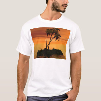 Sunset Island T-Shirt
