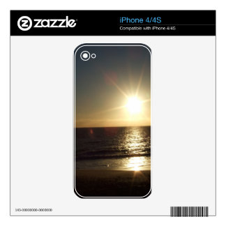 sunset.JPG Skin For iPhone 4S