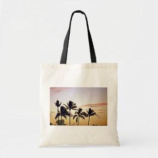 Sunset - Kauai Budget Tote Bag