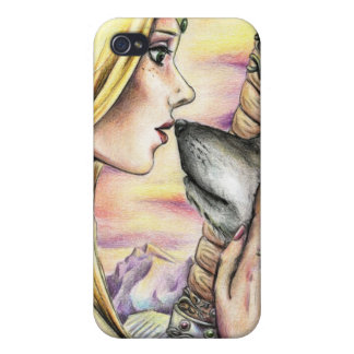 Sunset kiss IPhone4 case