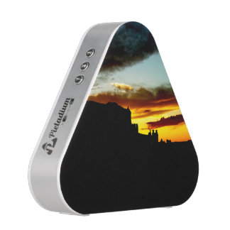 Sunset La Sal Mountains Viewpoint Arches National Bluetooth Speaker