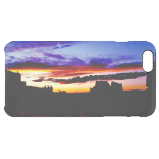 Sunset La Sal Mountains Viewpoint Arches National Clear iPhone 6 Plus Case