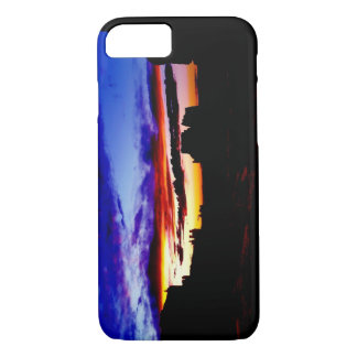 Sunset La Sal Mountains Viewpoint Arches National iPhone 7 Case