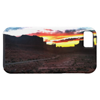 Sunset La Sal Mountains Viewpoint Arches National iPhone SE/5/5s Case