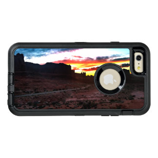 Sunset La Sal Mountains Viewpoint Arches National OtterBox Defender iPhone Case