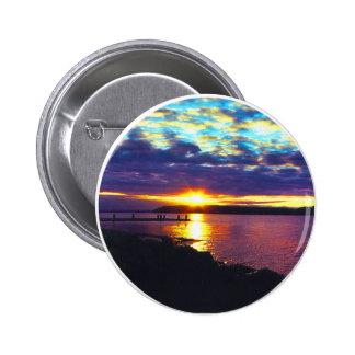 sunset lake button