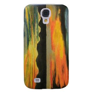 Sunset Lake Samsung Galaxy S4 Cover